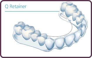 QRetainer - Quick Straight Teeth Appliance