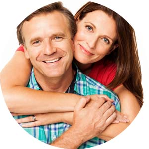 smiling-middleage-couple