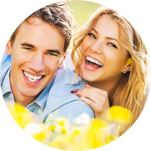 smiling-young-couple