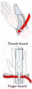 Introducing the thumb guard product
