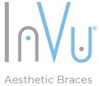 InVu braces logo - Comfortable ceramic braces