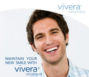 Vivera Retainers a clear invisible retainer from Invisalign